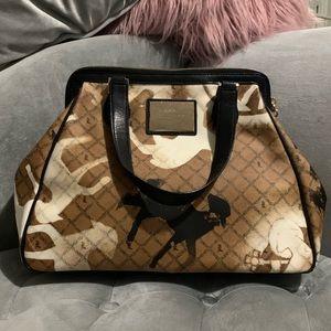 Lamb authentic handbag